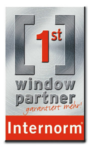 Internorm 1st window partner